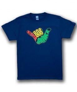 808ShakaNavyTshirt