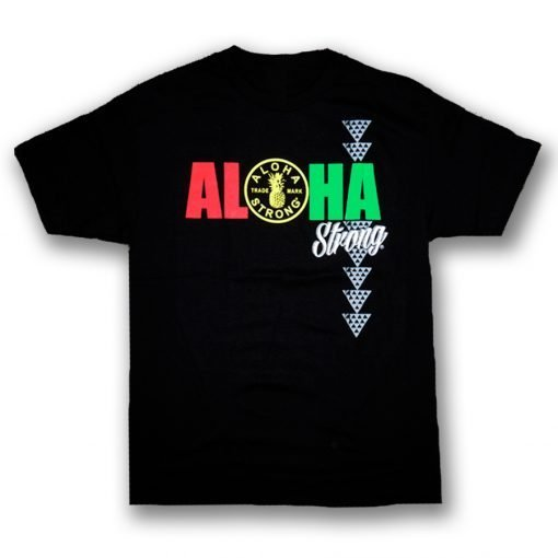 Aloha strongTribal Rasta