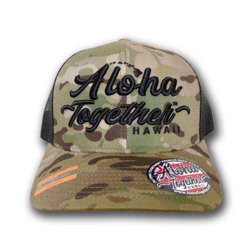 AlohaTogetherCamoHat1