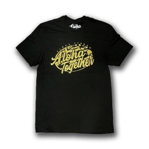 Aloha Together Foil T-Shirt