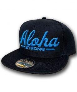 AlohaStrong3DSCriptBLueHat
