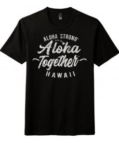 AlohaTogetherOriginalTshirt